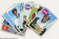 Baseball Cards:Sets, Baseball 1969 Topps Baseball Complete Set (664ct.) VG-EX ...