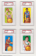 Basketball Cards:Lots, Basketball 1970 Topps 12 CARD LOT NM/MT PSA 8. INCLUDES #9,... (12cards)