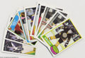 Hockey Cards:Lots, Hockey (10) Card Lot 1980-81 - 1988-89 O-Pee-Chee NM ... (10 cards)