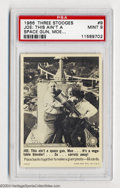 Non-Sport Cards, Non-Sport 1966 Fleer Three Stooges #9 Mint PSA 9. Mint ...