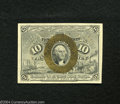 Fractional Currency:Second Issue, Fr. 1245 10c Second Issue Gem Crisp Uncirculated. A ...