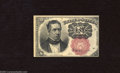 Fractional Currency:Fifth Issue, Fr. 1266 10c Fifth Issue About Uncirculated.This short key ...