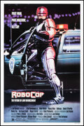 """Movie Posters:Action, RoboCop (Orion, 1987). Rolled, Very Fine+. One Sheet (27.25"""" X 41"""") SS, Mike Bryan Artwork. Action.. ..."""