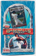 Baseball Cards:Unopened Packs/Display Boxes, 1993 Topps Baseball's Finest Unopened Wax Box with 18 Packs. ...