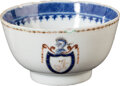 Political:Presidential Relics, Thomas Jefferson: Chinese Export Teacup with Family Crest....
