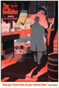 Movie Posters:Crime, The Godfather, 29/150 by Laurent Durieux (Odd City Enterta...