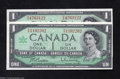 Canadian Currency: , Two Centennial $1s.