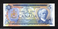 Canadian Currency: , BC-48a $5 1972 Gem Crisp Uncirculated. ...