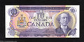 Canadian Currency: , BC-49c $10 1971 Choice About Uncirculated. ...