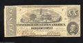 Confederate Notes:1862 Issues, T51 $20 1862. Even wear decorates this boldly signed $20 ...