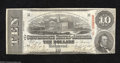 Confederate Notes:1863 Issues, T59 $10 1863. (Miss) S. Clark's signature can be found on ...