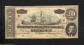Confederate Notes:1864 Issues, T67 $20 1864. This is the variety with Series 2 in a large ...