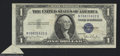 Error Notes:Attached Tabs, Fr. 1613n $1 1935D Silver Certificate. Very Fine. A nice ...