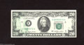 Error Notes:Ink Smears, Fr. 2072-A $20 1977 Federal Reserve Note. Gem Crisp ...