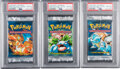 Memorabilia:Trading Cards, Pokémon French First Edition Base Set Sealed Booster Pack...