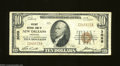 National Bank Notes:Louisiana, New Orleans, LA - $10 1929 Ty. 1 The Whitney NB Ch. # ...