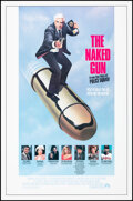 """Movie Posters:Comedy, The Naked Gun: From the Files of Police Squad & Other Lot (Paramount, 1988). Rolled, Very Fine-. One Sheets (2) (27"""" X 40"""" &... (Total: 2 Items)"""