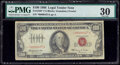 Small Size:Legal Tender Notes, Low Serial Number 427 Fr. 1550* $100 1966 Legal Tender Star Note. PMG Very Fine 30.. ...