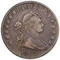 1803 50C Large 3, Small Reverse Stars, 12 Arrows, O-101, T-1, R.3, XF40 PCGS. PCGS Population: (2/8 and 0/1+). NGC Censu...