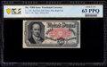 Fractional Currency:Fifth Issue, Fr. 1381 50¢ Fifth Issue PCGS Banknote Choice Unc 63 PPQ.. ...