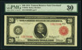 Fr. 955b $20 1914 Red Seal Federal Reserve Note PMG Very Fine 30