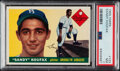 Baseball Cards:Singles (1950-1959), 1955 Topps Sandy Koufax #123 PSA NM 7. Offered is ...