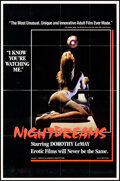 """Movie Posters:Adult, Nightdreams & Other Lot (Caribbean Films, 1981). Folded, Overall: Fine/Very Fine. One Sheets (2) (25"""" X 38"""" & 28"""" X 39.75"""").... (Total: 2 Items)"""