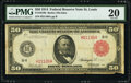 Fr. 1019b $50 1914 Red Seal Federal Reserve Note PMG Very Fine 20