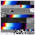 Prints & Multiples, Felipe Pantone (b. 1986). Chromadynamica 21, 2020. Giclee print in colors on paper. 23 x 23 inches (58.4 x 58.4 cm) (she...