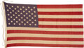 Political:Presidential Relics, Gerald Ford: Personally Owned 50-Star Capitol-Flown Flag....