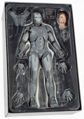 """Memorabilia:Comic-Related, Iron Man 2 """"Special Project"""" 1/6th Scale Mark IV Limited Edition Collectible Figurine (Marvel/Hot Toys, 2011)...."""