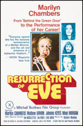 """Movie Posters:Adult, Resurrection of Eve (Mitchell Brothers Film Group, 1973). Folded, Very Fine-. One Sheet (23.75"""" X 36"""") Adult.. ..."""
