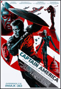 Movie Posters:Action, Captain America: The Winter Soldier & Other Lot (Walt Disney Pictures, 2014). Rolled, Very Fine/Near Mint. IMAX Mini Posters... (Total: 3 Items)