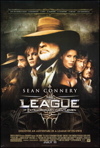 """The League of Extraordinary Gentlemen (20th Century Fox, 2003). Rolled, Very Fine. One Sheet (27"""" X 40"""") SS Ad..."""
