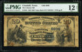National Bank Notes:Texas, Crandall, TX - $20 1882 Value Back Fr. 581 The Citizens National Bank Ch. # (S)5938 PMG Fine 12 Net.. ...