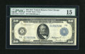 Fr. 1049 $50 1914 Federal Reserve Note PMG Choice Fine 15