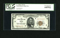 Fr. 1850-K $5 1929 Federal Reserve Bank Note. PCGS Very Choice New 64PPQ