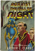 Books:Signed Editions, Arthur C. Clarke. Against the Fall of Night....