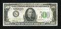Fr. 2201-G $500 1934 Federal Reserve Note. Very Fine
