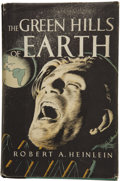 Books:Signed Editions, Robert A. Heinlein. The Green Hills of Earth....