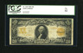 Large Size:Gold Certificates, Fr. 1184 $20 1906 Gold Certificate PCGS Fine 12....