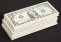 Small Size:Federal Reserve Notes, Fr. 1909-G-L $1 1977 Federal Reserve Notes. 110 Examples.. ... (Total: 110 notes)