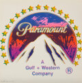 Prints & Multiples, Andy Warhol (1928-1987). Paramount, from Ads, 1985. Screenprint in colors on Lenox museum b...