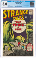 Silver Age (1956-1969):Horror, Strange Tales #79 (Marvel, 1960) CGC FN 6.0 Off-white to white pages....