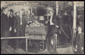 Miscellaneous:Other, Early Postcard of the Macerator and Friends. ...