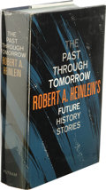 Books:First Editions, Robert A. Heinlein: The Past Through Tomorrow FutureHistory Stories. (New York: G.P. Putnam's Sons, 1967), firsted...