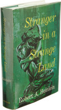 """Books:First Editions, Robert A. Heinlein: Stranger in a Strange Land. (New York: G.P. Putnam's Sons, 1961), first edition, first printing (""""C2..."""