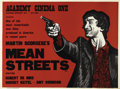 "Movie Posters:Crime, Mean Streets (Warner Brothers, 1973). British Quad (30"" X 40"").This hard-hitting crime drama of the '70s is considered by m..."