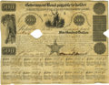 "Autographs:Statesmen, Ornate Republic of Texas Bond Signed by David G. Burnet asPresident D.S. ""David G. Burnet"" as President, 1p., 10"" x7.7..."