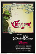 "Movie Posters:Film Noir, Chinatown (Paramount, 1974). Poster (40"" X 60""). ""Forget it, Jake.It's Chinatown."" Roman Polanski's last U.S. film is one o..."